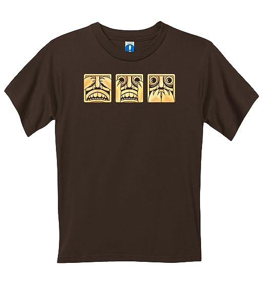 Temple Run - Kids Run From Evil T-Shirt - Brown - 8