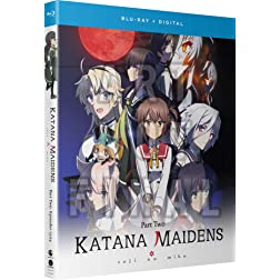 Katana Maidens: Toji No Miko - Part Two [Blu-ray]