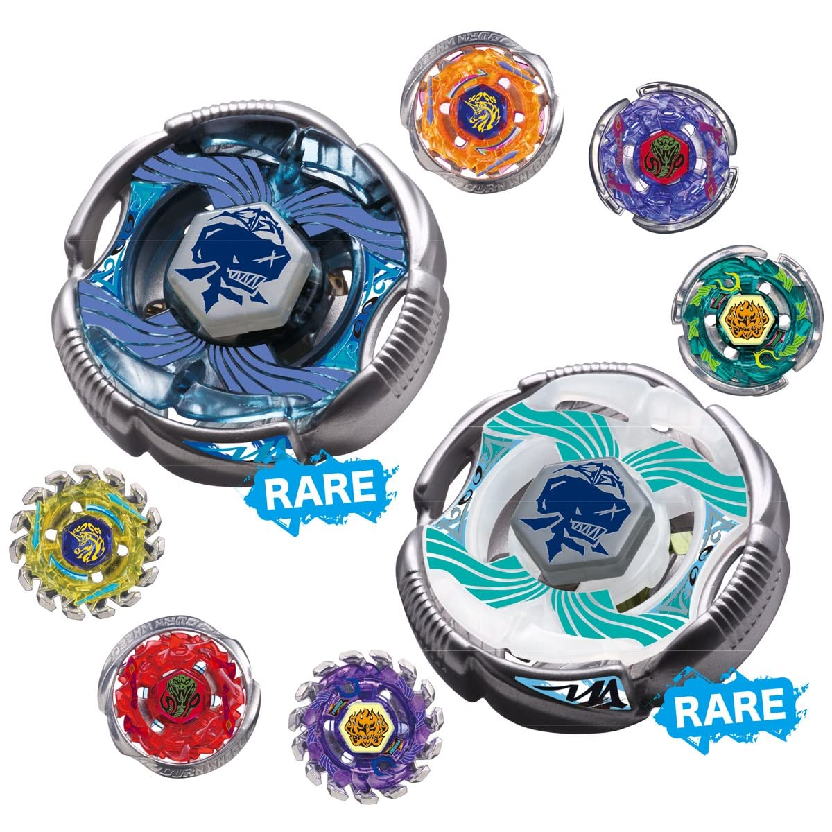 Beyblade Grand Ketos