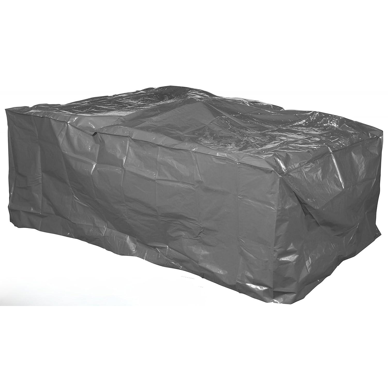 Gartenmöbel Cover Abdeckplane Abdeckhaube Schutzhülle Sitzgruppe 230x135x80 cm günstig online kaufen