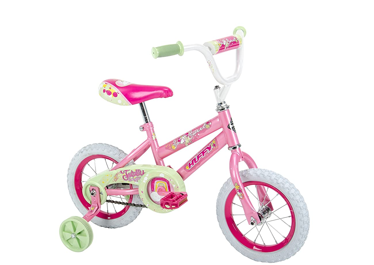 Huffy Bicycle Company Girls So Sweet Bike, Pink, 12