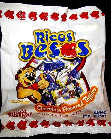 Ricos Besos Candy Amazon.com Ricos Besos