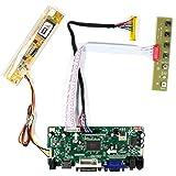 HDMI+VGA+DVI+Audio Input LCD Controller Board For LTN154AT07 LTN141AT02 14.1