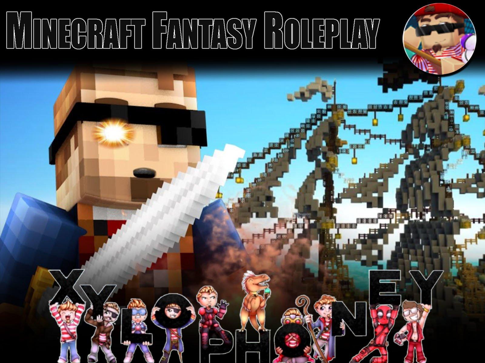 Clip: Xylophoney - Minecraft Fantasy Roleplay - Season 1