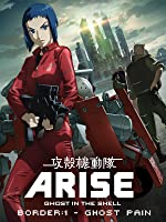 Ghost in the Shell Arise: Ghost Pain