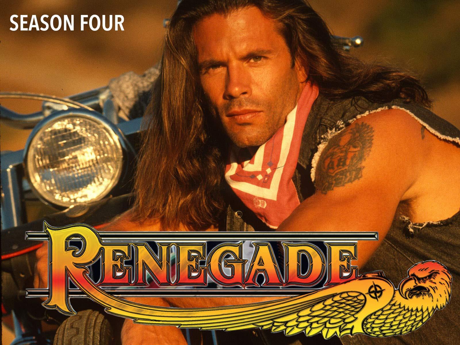 Renegade on Amazon Prime Video UK