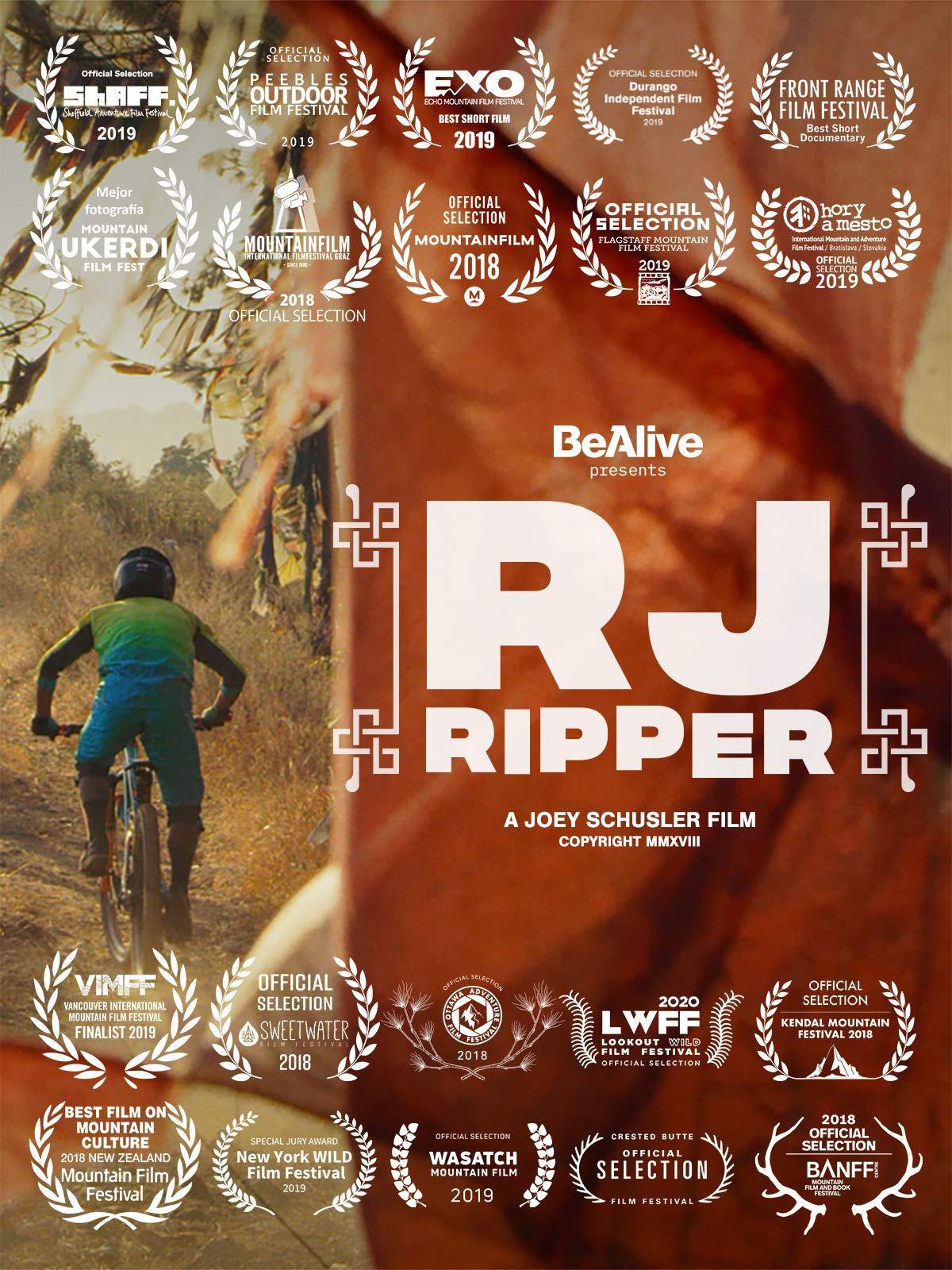 RJ Ripper on Amazon Prime Video UK