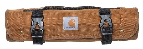 Carhartt Legacy Tool Roll, Carhartt Brown (Color: Carhartt Brown, Tamaño: One Size)