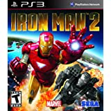 Iron Man 2 - Playstation 3 (Color: One Color, Tamaño: One Size)