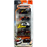 Matchbox, 2016 Construction Zone 5-Pack