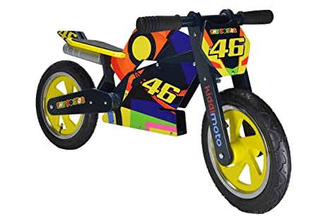 Kiddimoto Draisienne Heroes Valentino Rossi 2-5 ans
