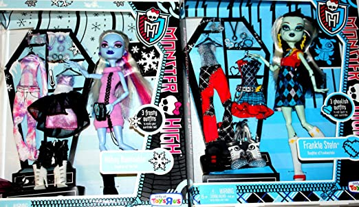 monster high frights camera action new stars doll toysrus