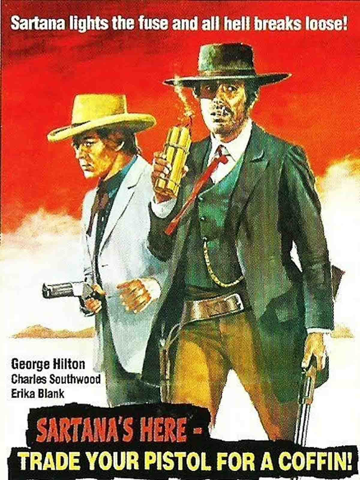 Sartana's Here..Trade Your Pistol For A Coffin
