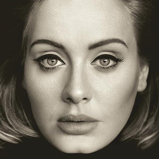 Adele - 25 -  Music