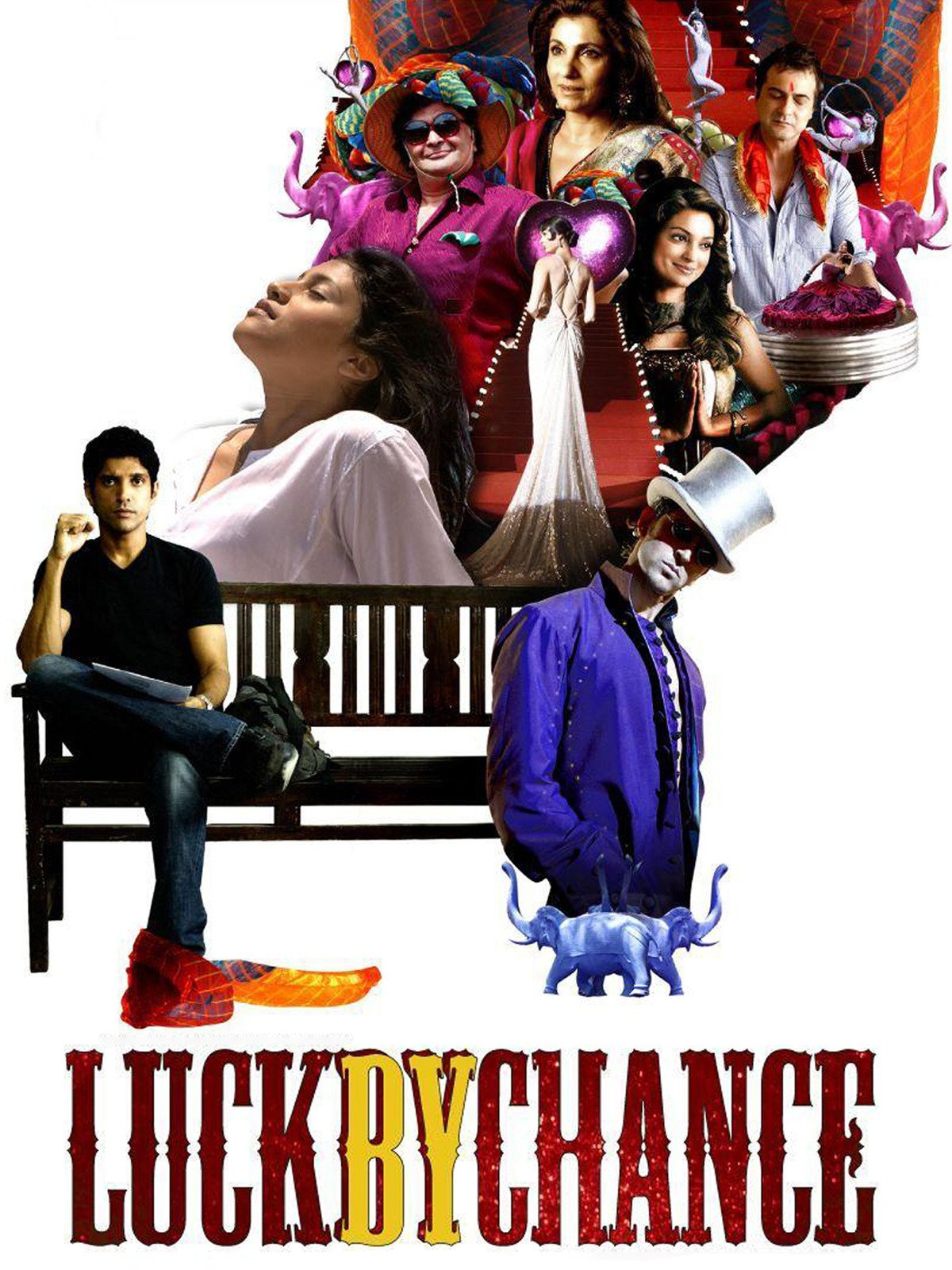 Luck by Chance on Amazon Prime Video UK