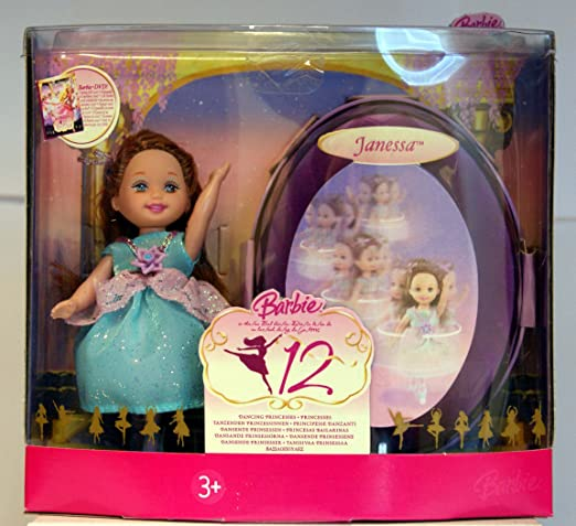 Barbie - J8894 - 12 Dancing Princesses - Janessa