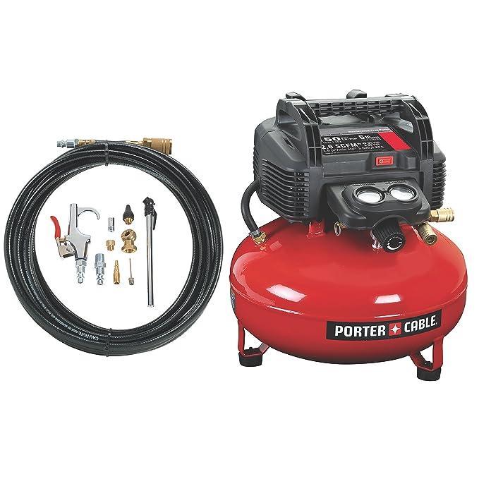 Porter Cable C2002 WK Pancake Compressor