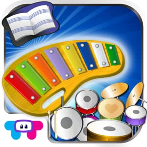 Music Sparkles - All in One Musical Instruments Collection HD by TabTale LTD