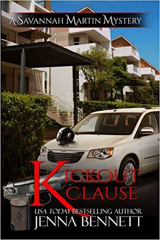 Kickout Clause: #7 (Savannah Martin Mysteries)