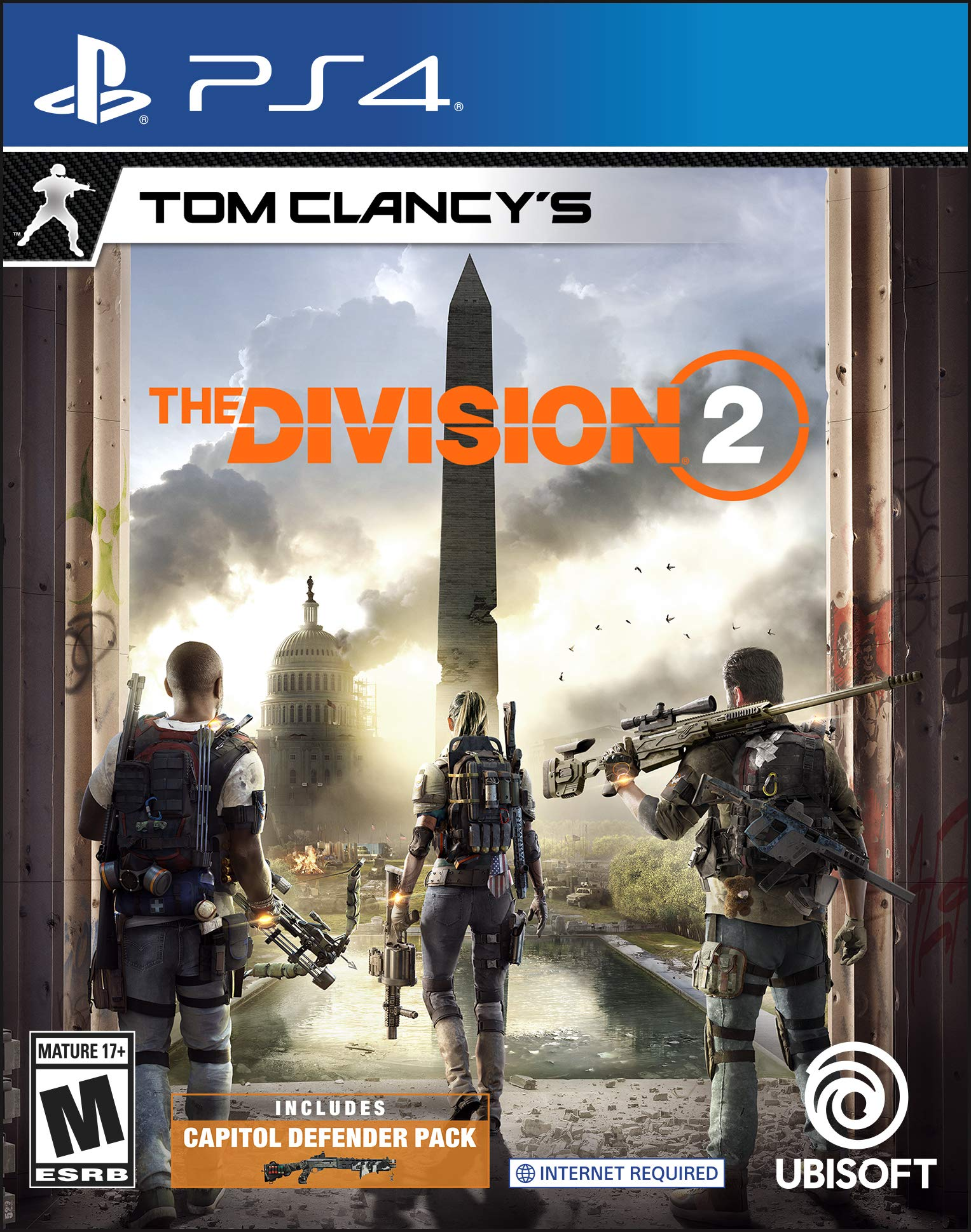 Buy Tom Clancy Division Now!