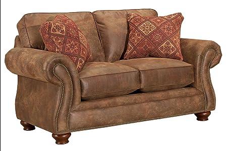 Broyhill Laramie Loveseat - 5081-1Q(Fabric 7591-85E/5763-85N)