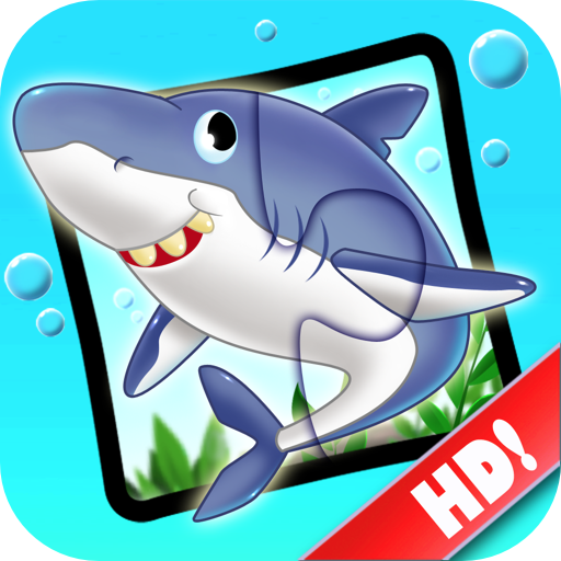 Ocean Jigsaw Puzzles 123 - Fun Learning Puzzle Game for Kids