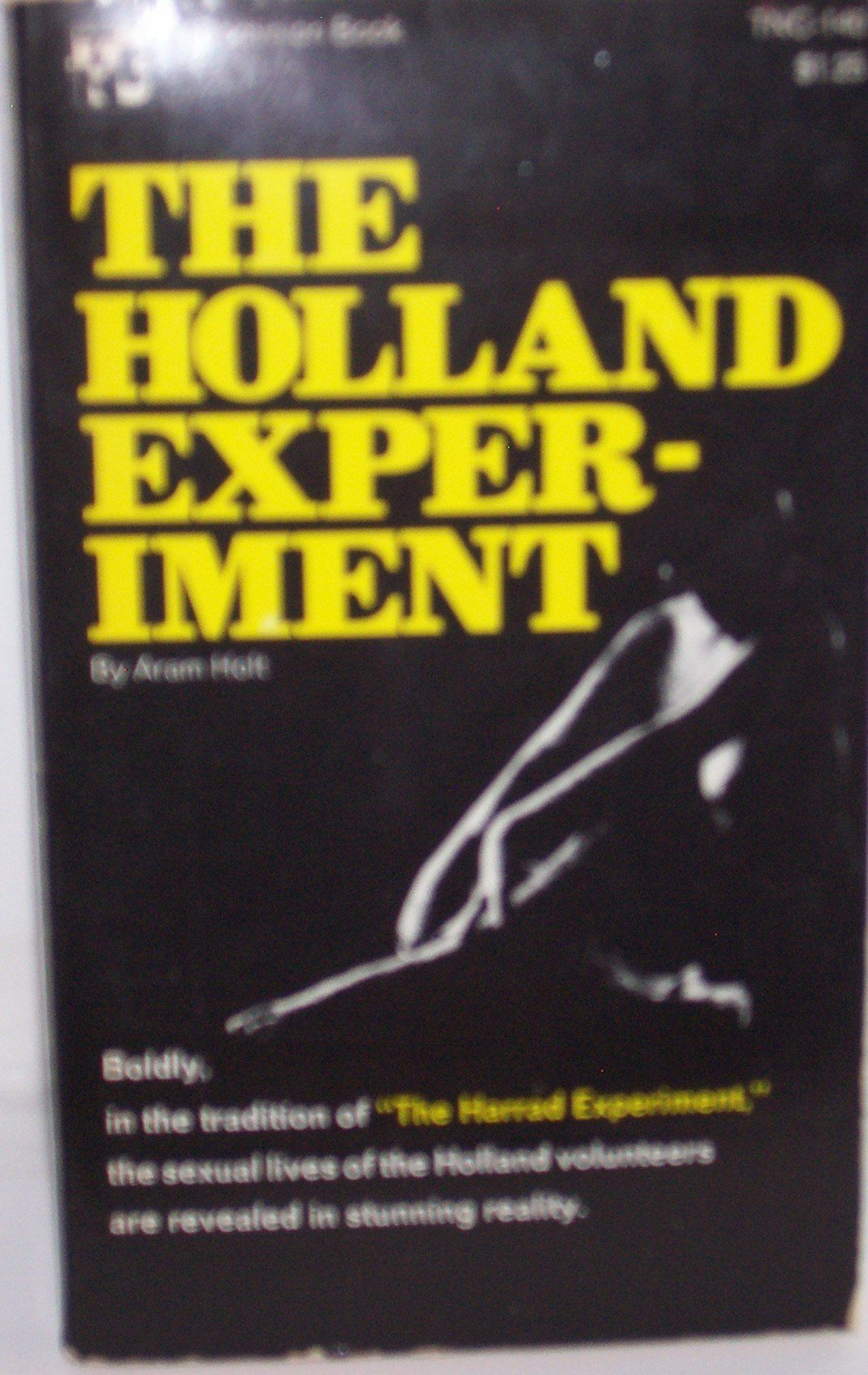 The Holland Experiment, Holt, Aram