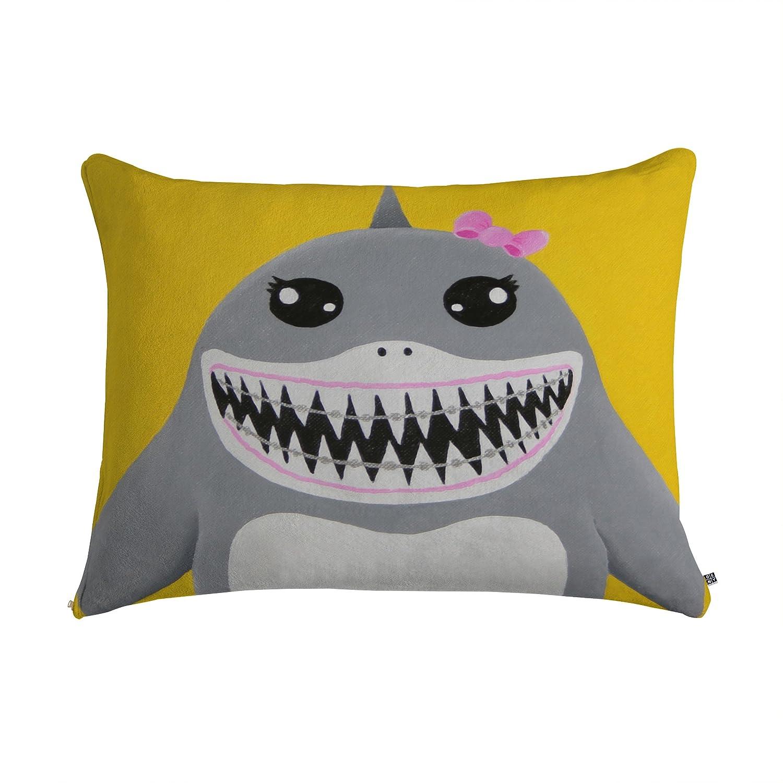 Shark Tooth Sally Pet Bed Crate Mat