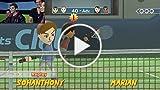 Game Bang: Game, Set, Bang in Wii Sports Club Tennis