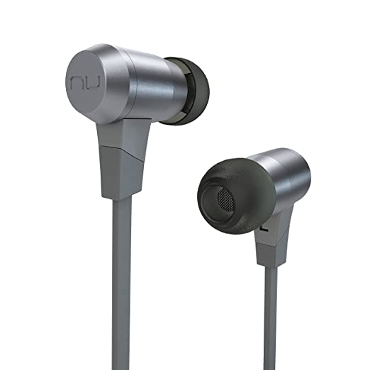 Casques Intra auriculaires NUFORCE BE6i Gris