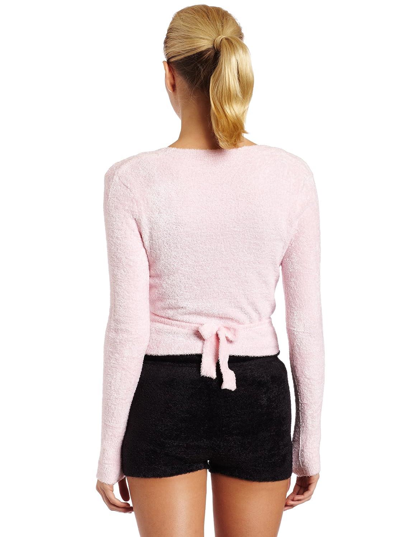 Harmonie Womens Wrap Sweater