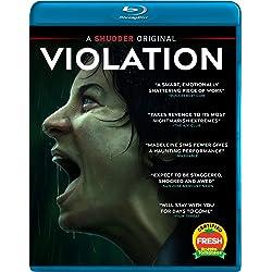 Violation [Blu-ray]