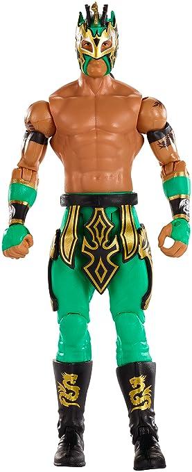 WWE – Series – Kalisto – Figurine Articulée 16,5 cm