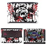 decalrus - Protective Decal Skin Sticker for Acer Predator Helios 300 G3-571 (15.6