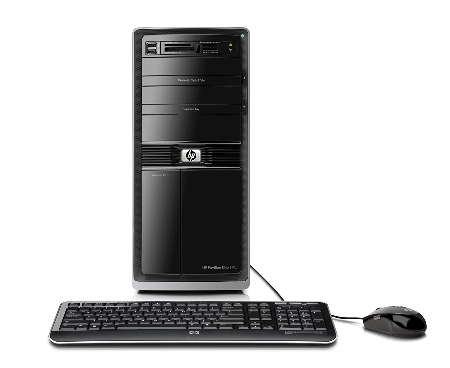 hp pavilion elite hpe 120f desktop pc used ebay. Black Bedroom Furniture Sets. Home Design Ideas