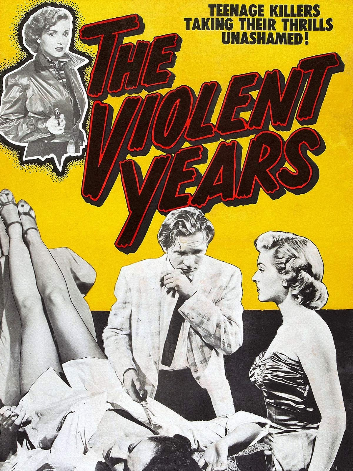 The Violent Years on Amazon Prime Instant Video UK