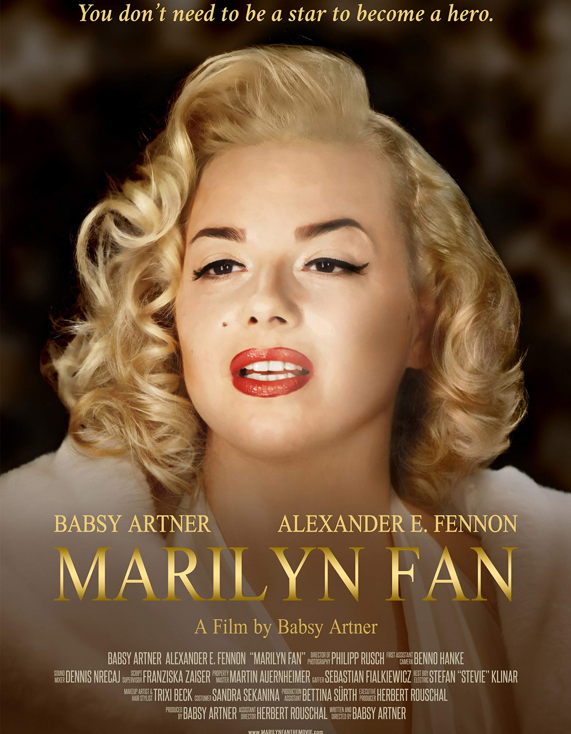 Marilyn Fan on Amazon Prime Video UK