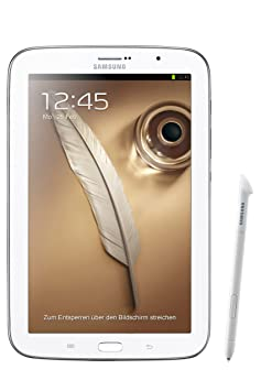 Samsung Galaxy Note 8'' GT-N5110ZWAXEF Tablette tactile Android 4.1 Jelly Bean 16 Go Blanc Wifi