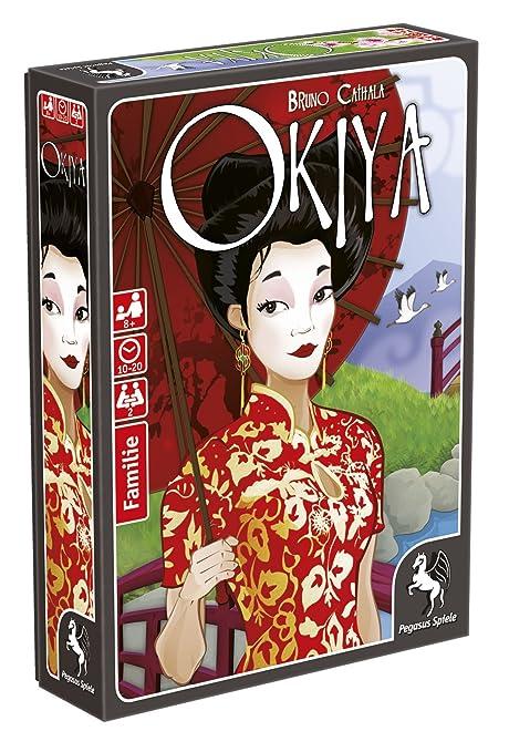 "'Pegasus Spiele 18235G–Jeu de cartes okiya """
