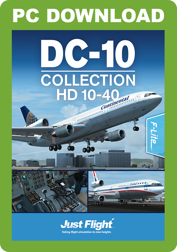 DC-10 Collection HD 10-40 [Download] (Continental Airlines Model compare prices)