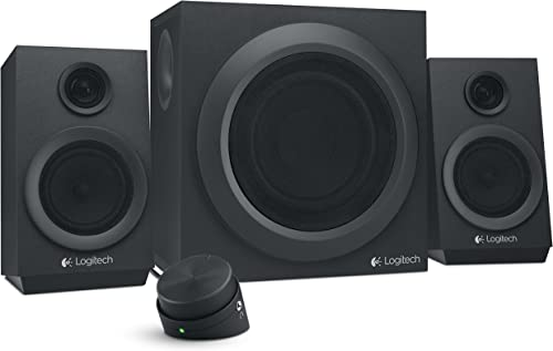 Logitech Z333 80W Multimedia Speakers