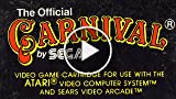 Classic Game Room - CARNIVAL Review For Atari 2600