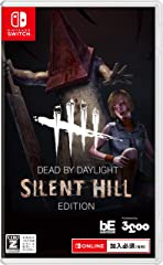 Dead by Daylight サイレントヒルエディション 公式日本版-Switch 【Amazon.co.jp限定】アイテム未定 配信 付