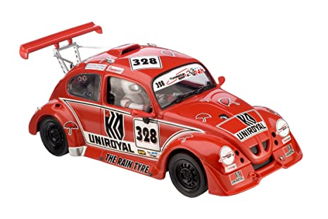 Revell - Maquette - Uniroyal Fun Cup Car, Rouge - Echelle 1:32