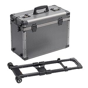 Meister 9095210 Trolley 460 x 220 x 350 mm, aluminium  BaumarktKritiken und weitere Informationen