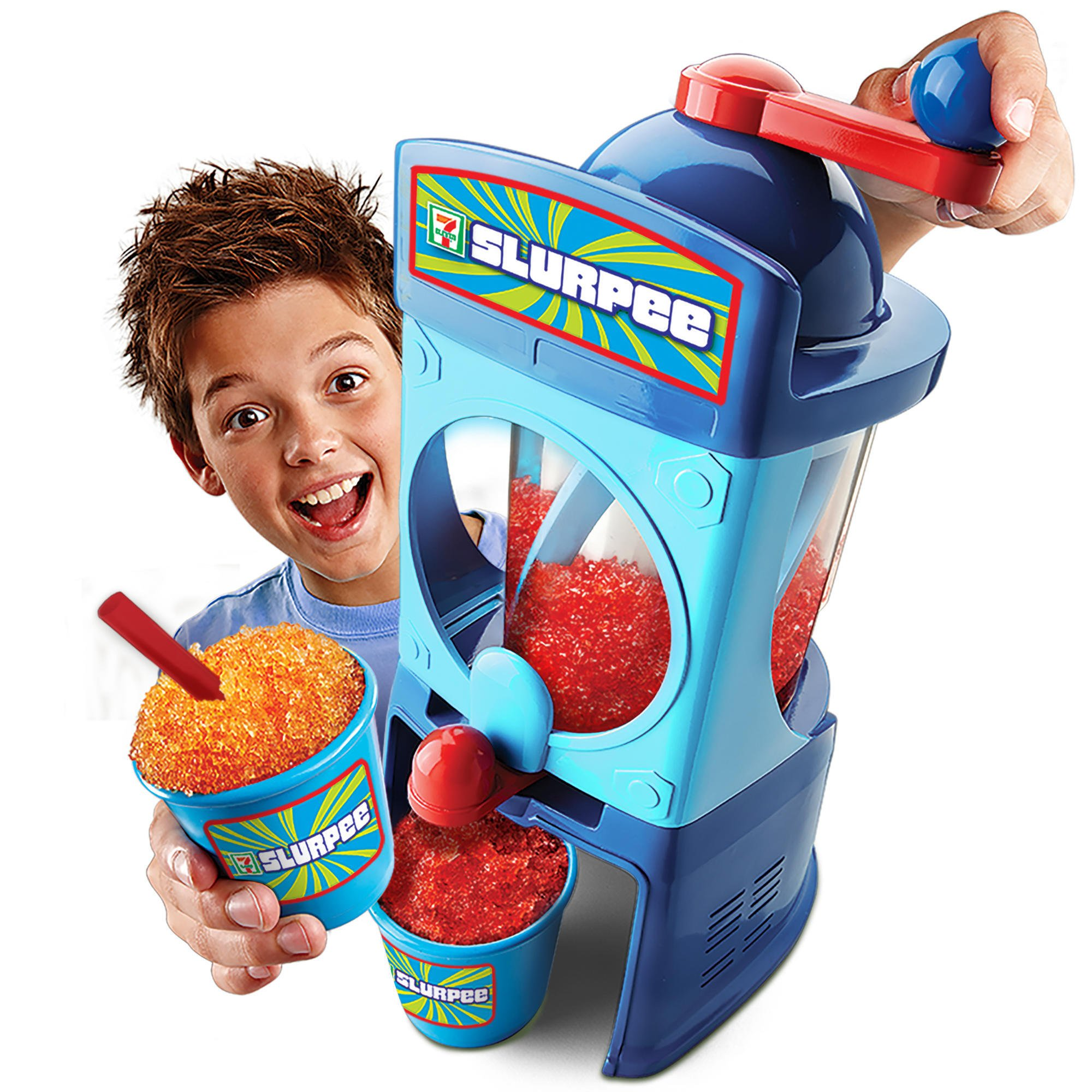 Slush Drink 7 Eleven Slurpee Maker Set
