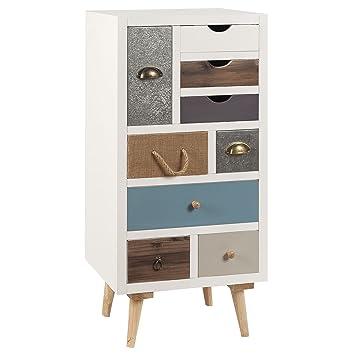 Mueble auxiliar monde 48x32x98 1 diseño