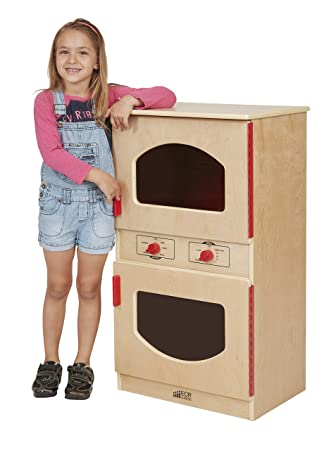 ECR4KIDS Birch Kitchen Playsets, naturale, Natural, 1