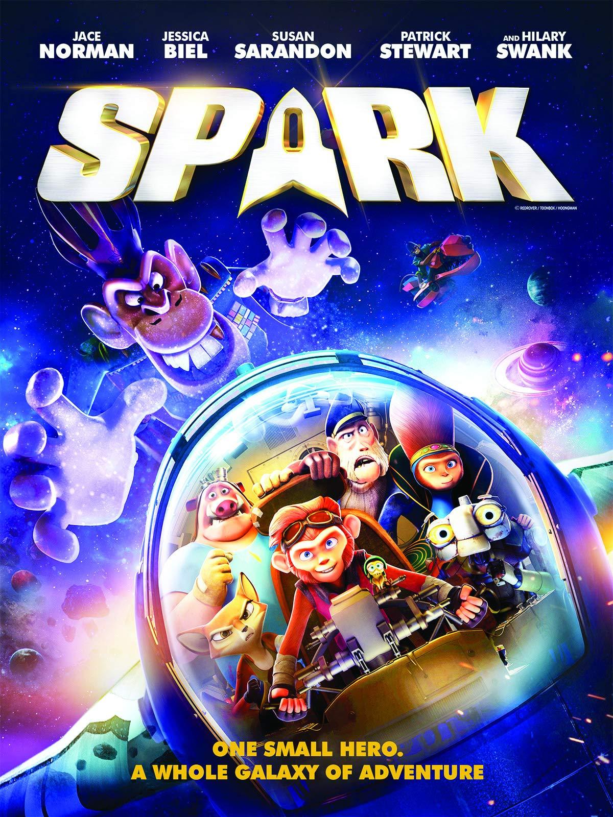 Spark on Amazon Prime Video UK