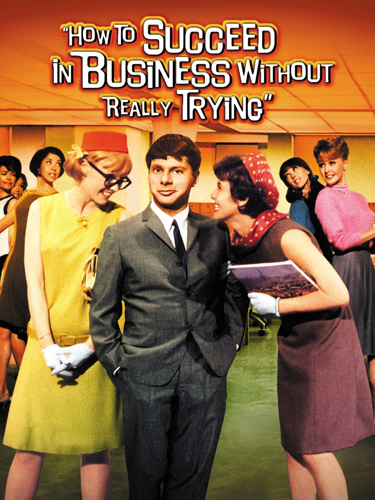 How to Succeed In Business Without Really Trying on Amazon Prime Video UK